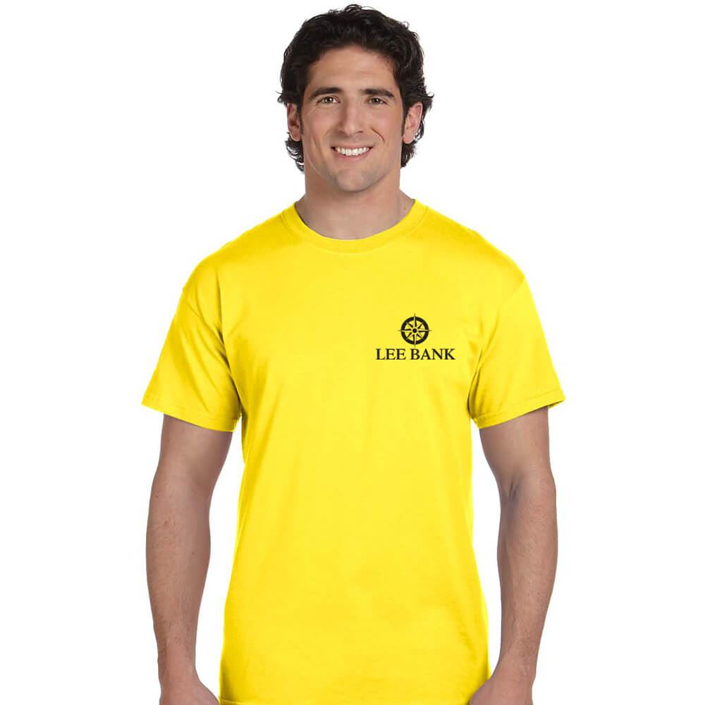 Fruit Of The Loom® Men's 5-oz.,100% Heavy Cotton HD® T-Shirt - Personalization Available