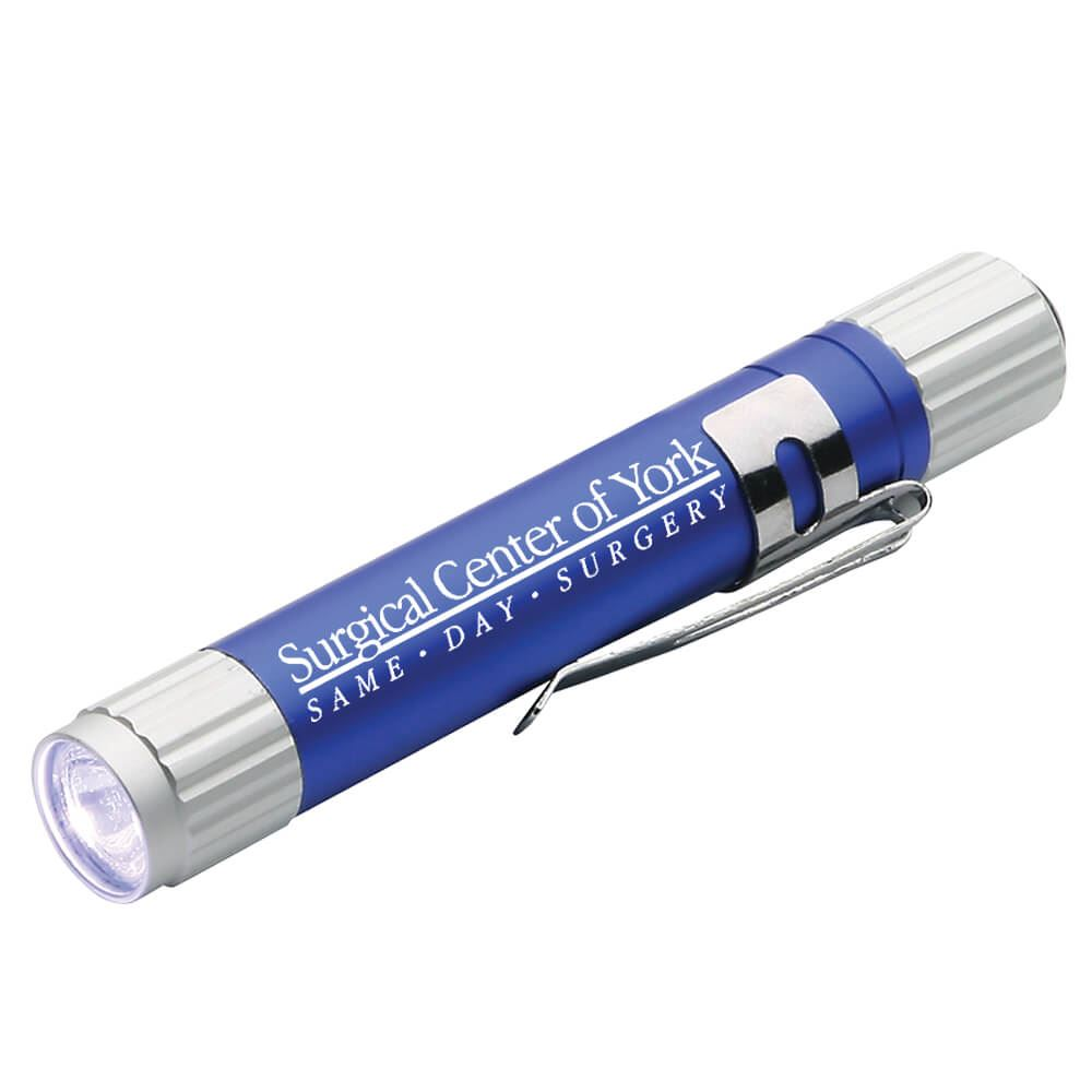 Aluminum LED Penlight - Personalization Available