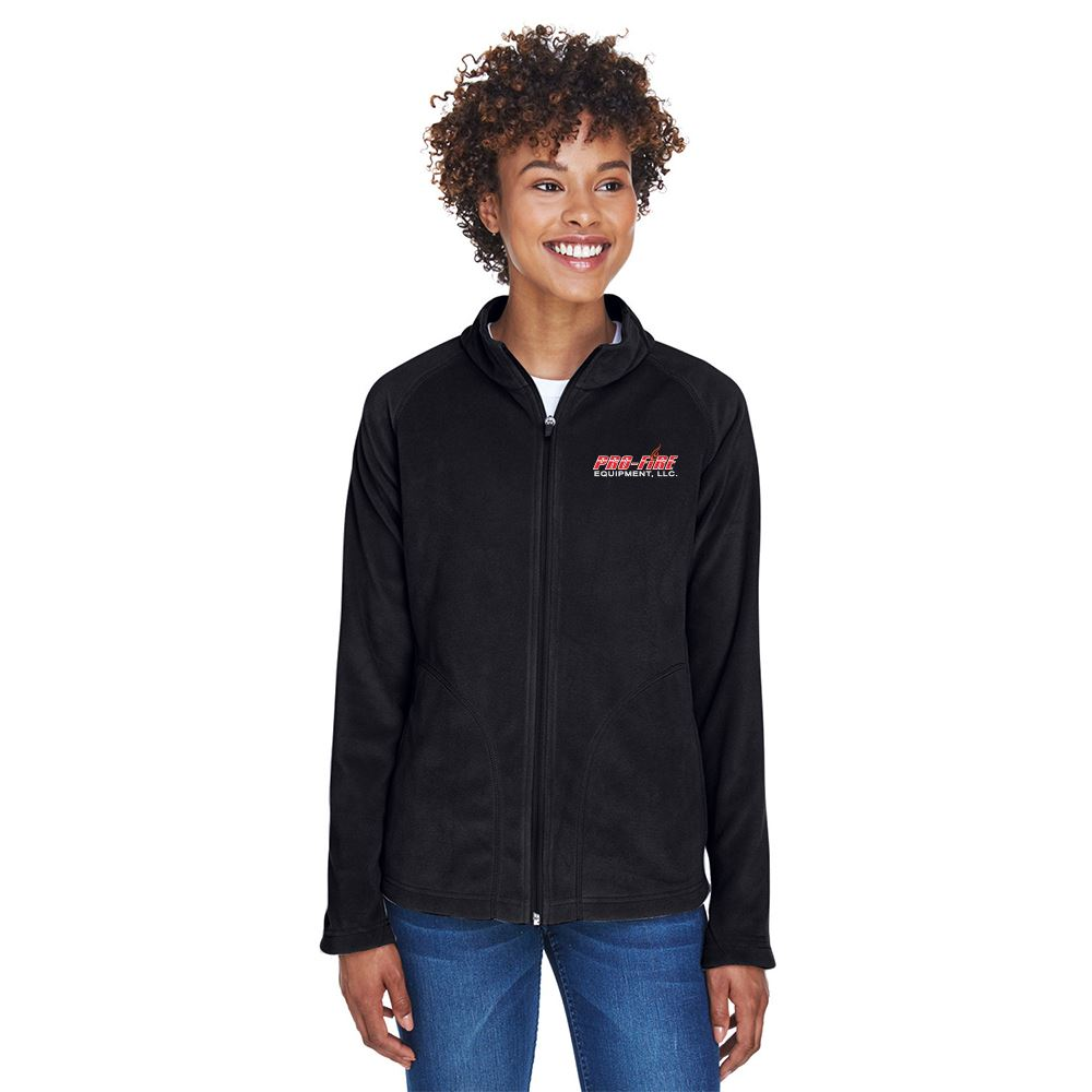 Team 365® Ladies' Campus Microfleece Jacket - Personalization Available