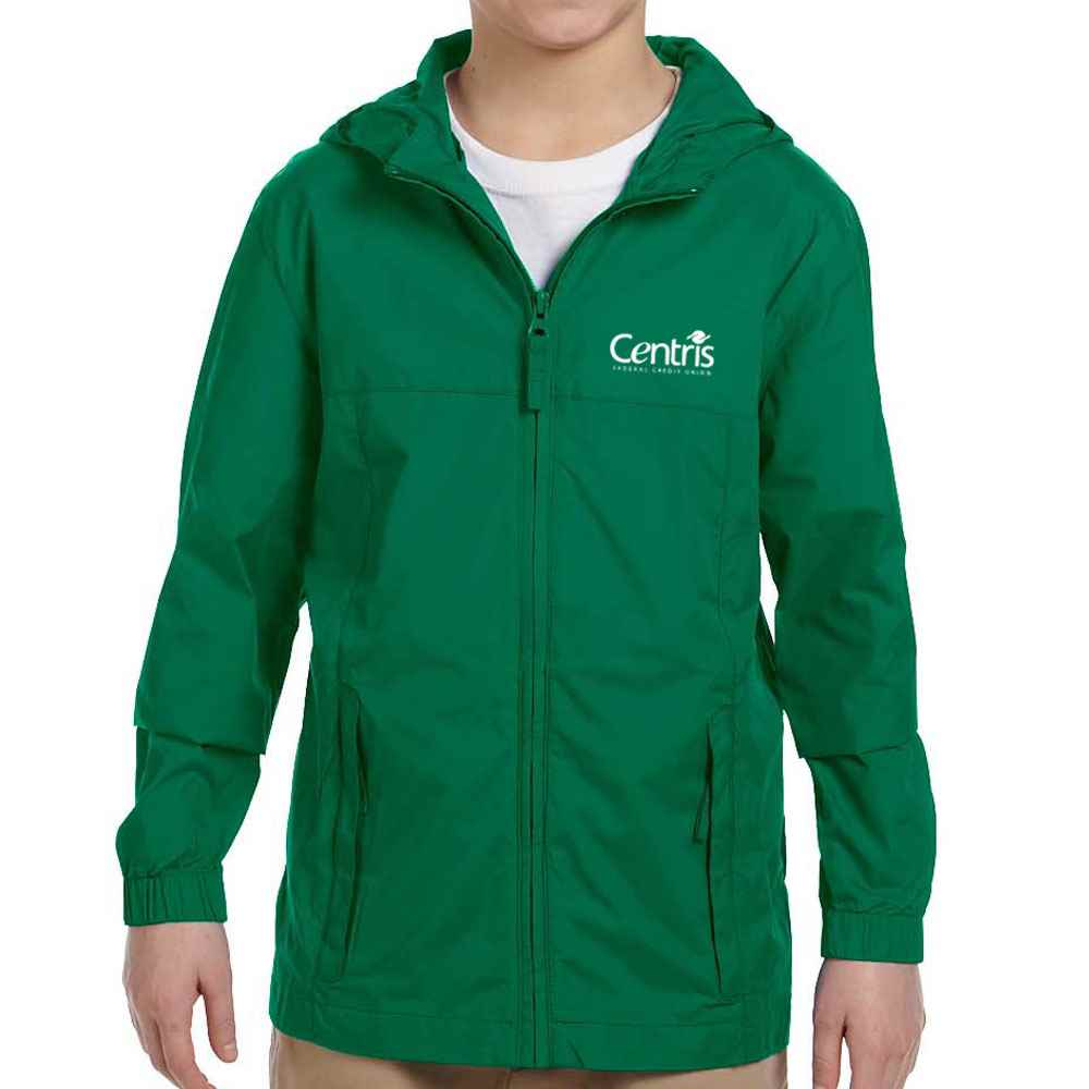 Harriton® Youth Essential Rainwear - Personalization Available