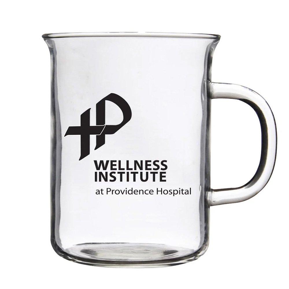Lab Beaker Mug 14-oz. - Personalization Available