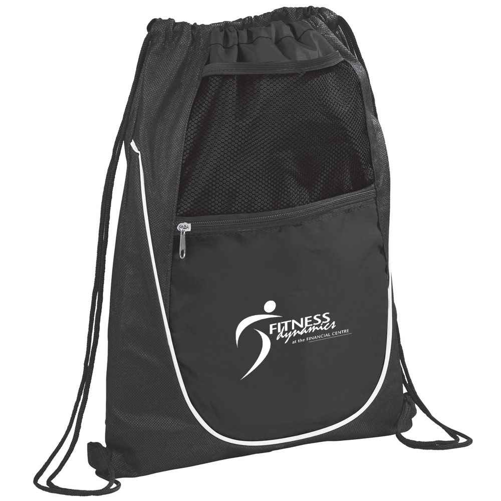 Locker Drawstring Cinch Backpack - Personalization Available