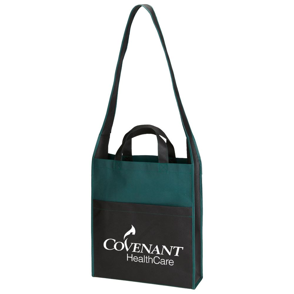 Mirage Non-Woven Tote - Personalization Available