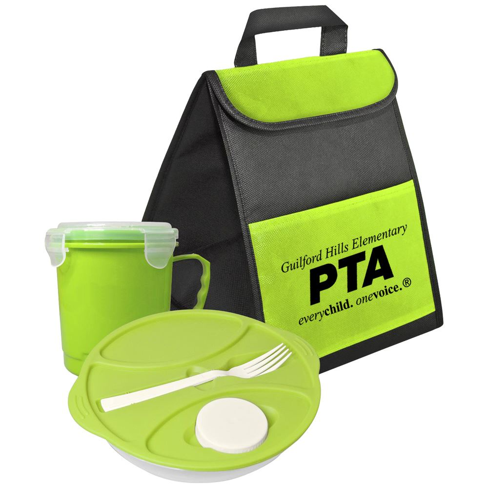 Lunch Plus Soup Kit - Personalization Available