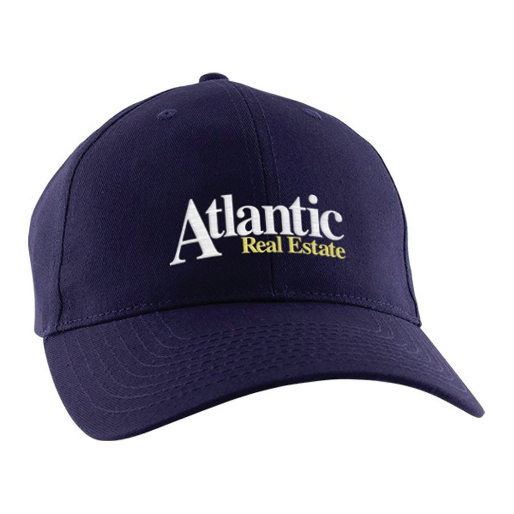 Budget Structured Embroidered Baseball Cap - Personalization Available