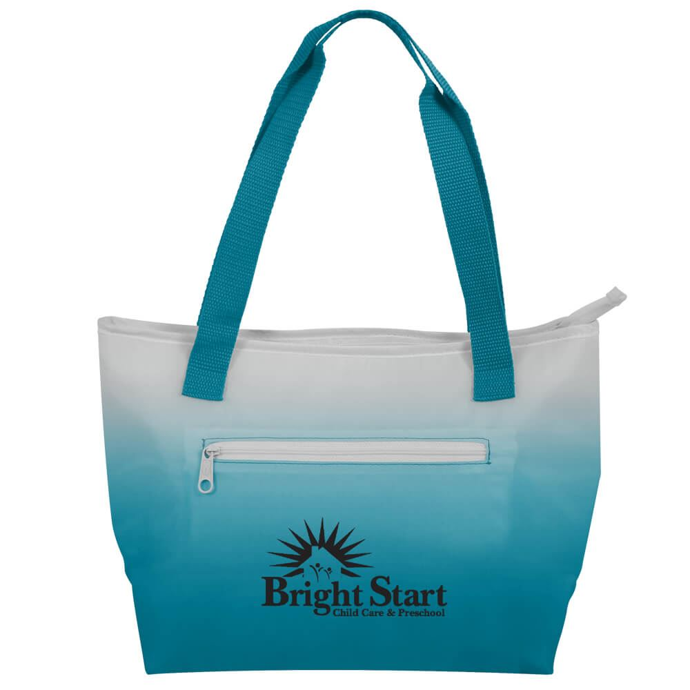 Ombre Lunch Tote - Personalization Available