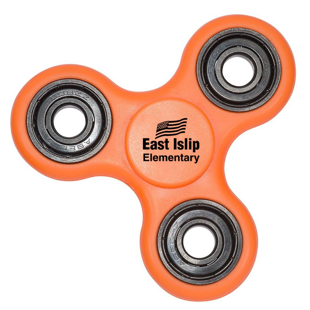 Tri Promo Fidget Spinner - Personalization Available