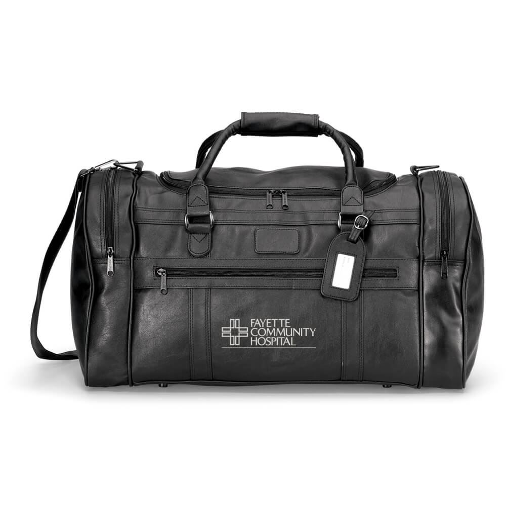 Large Executive Travel Bag - Personalization Available