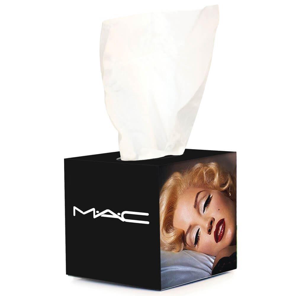 Mini Tissue Box - Full-Color - Personalization Available