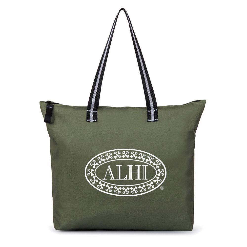 Main Street Jumbo Tote Bag - Personalization Available