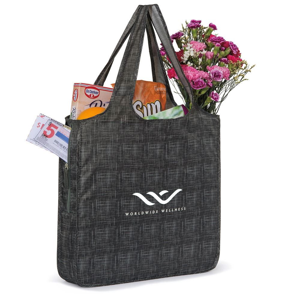 Riley Medium Patterned Tote - Personalization Available