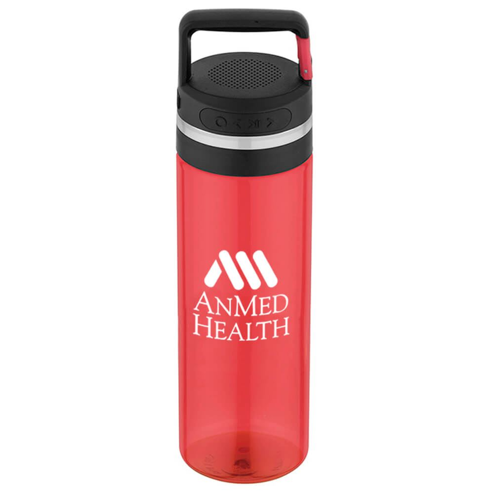 Wireless Speaker Water Bottle 24-oz. - Personalization Available