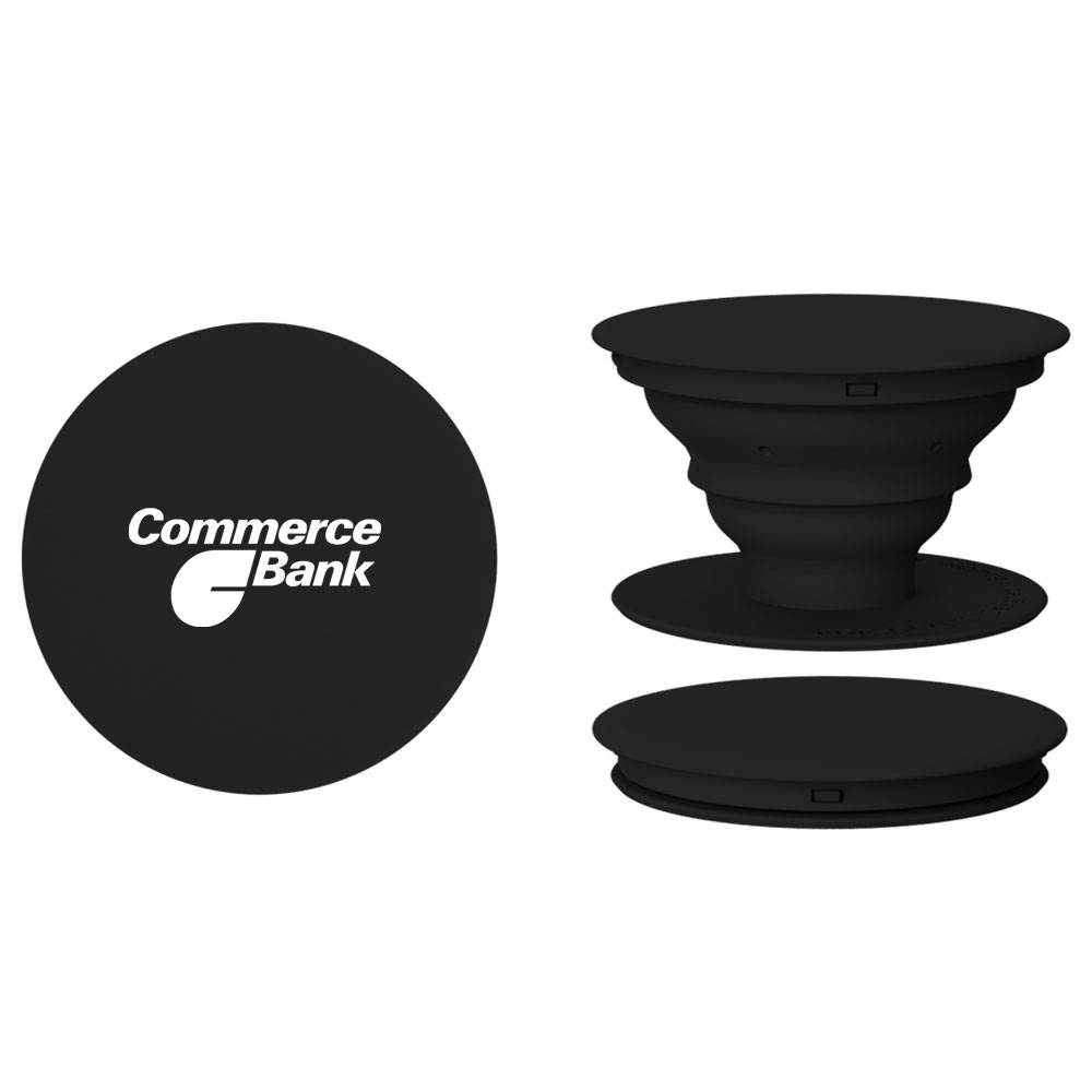 PopSockets® PopGrip - One-Color Personalization Available