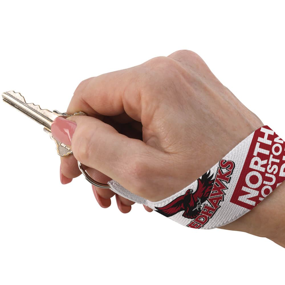 Wrist Strap Key Holder - Personalization Available