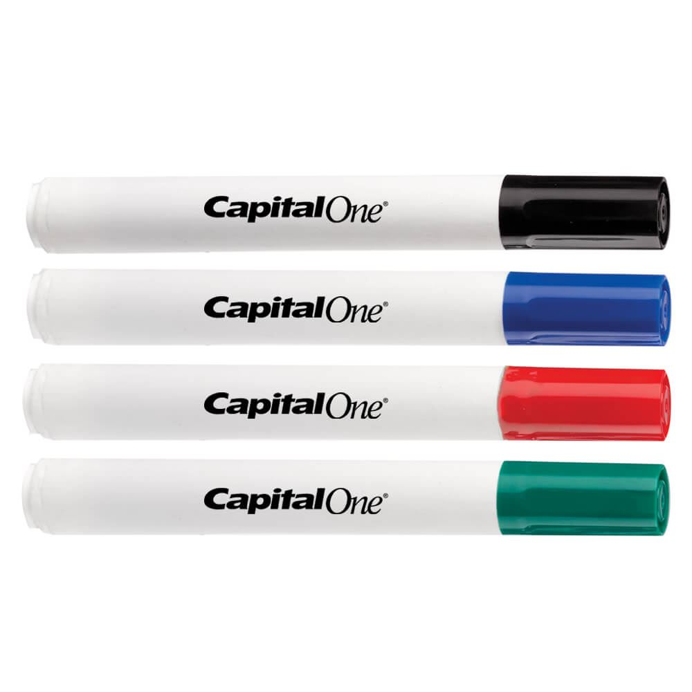 Low Odor Dry Erase Markers - Personalization Available