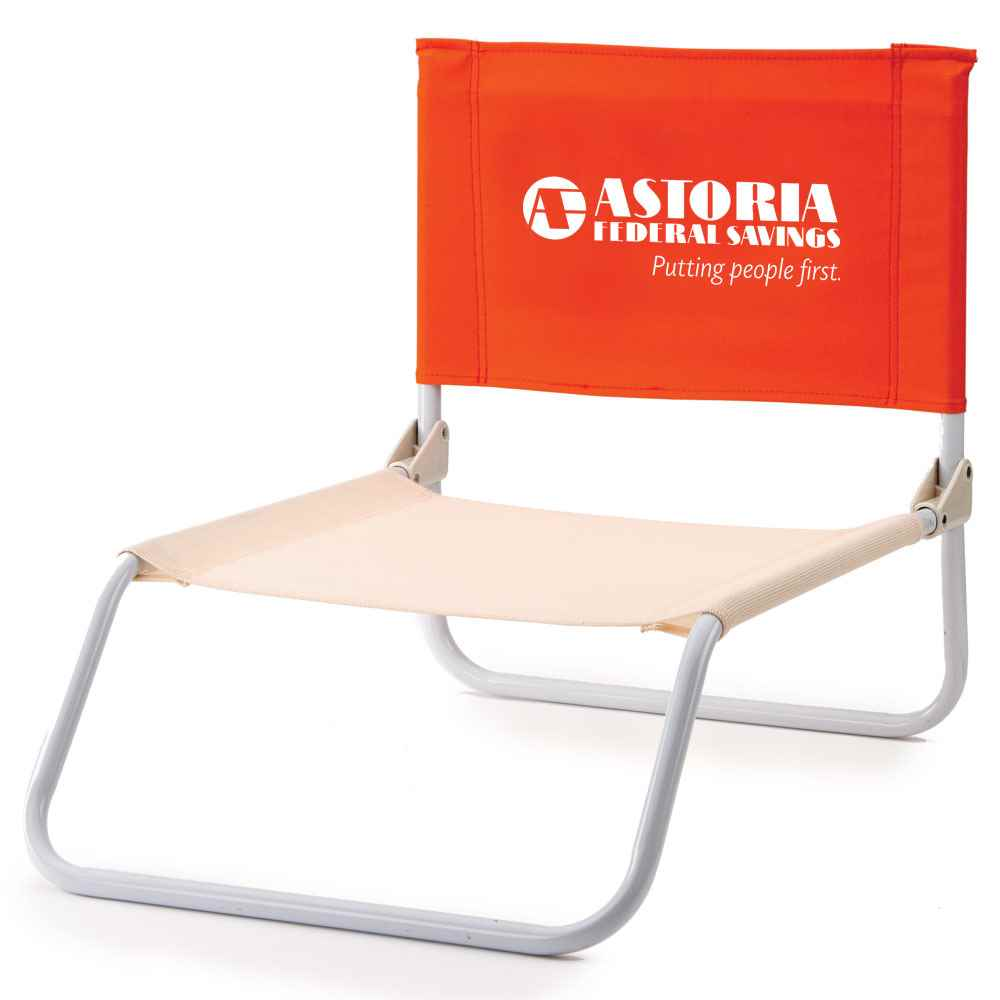 Wave Rider Beach Chair - Personalization Available