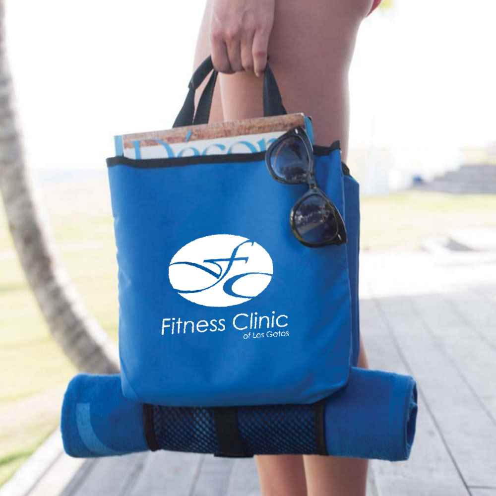 Saddle Bag Cooler and Tote - Personalization Available