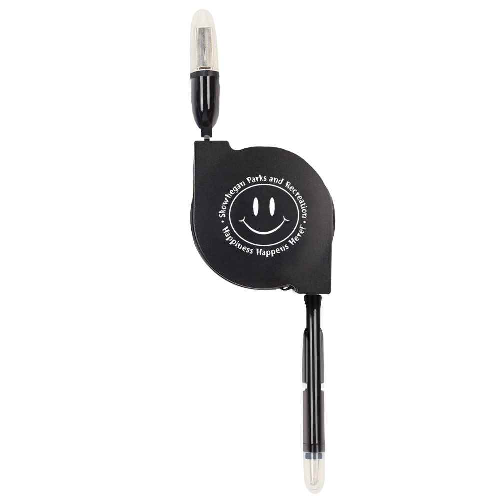 3-in-1 Retractable Charging Cable - Personalization Available