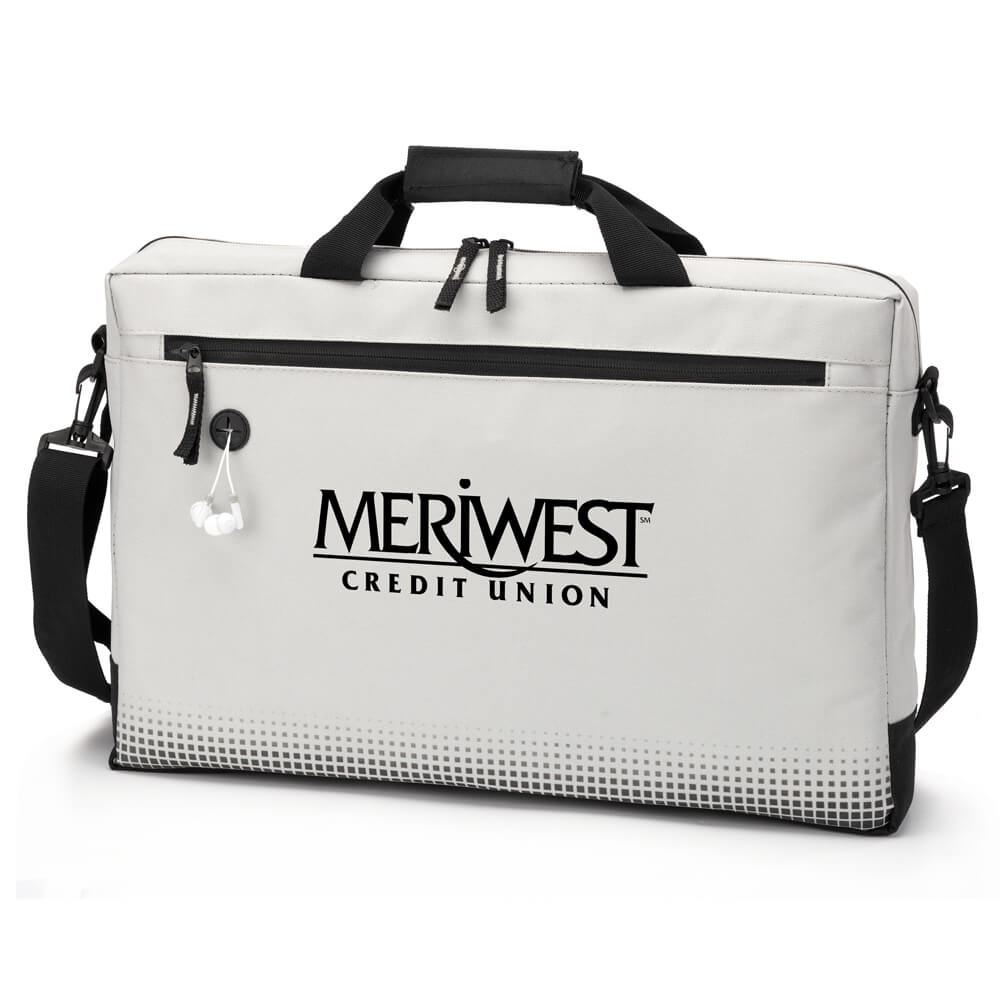 Soundwave Laptop Briefpack - Personalization Available