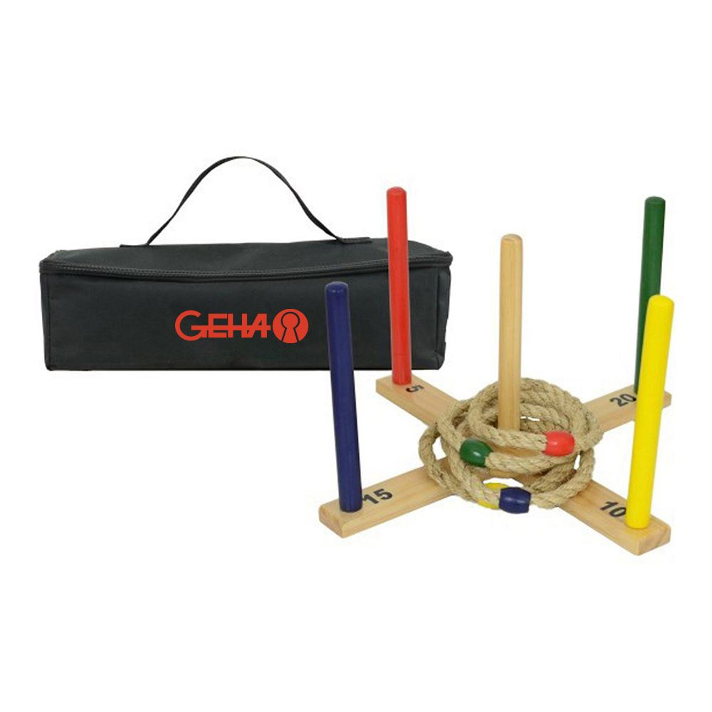 Ring Toss Game - Personalization Available