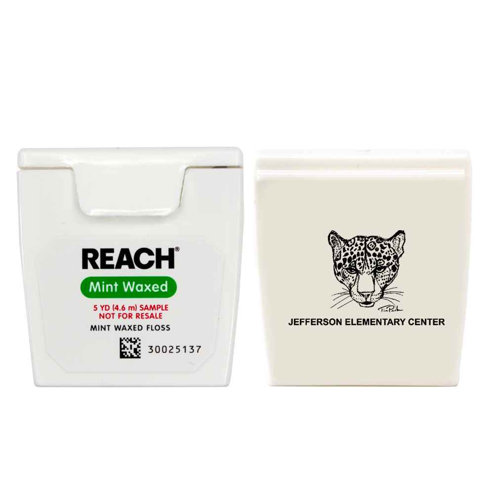 Reach® Dental Floss - Personalization Available