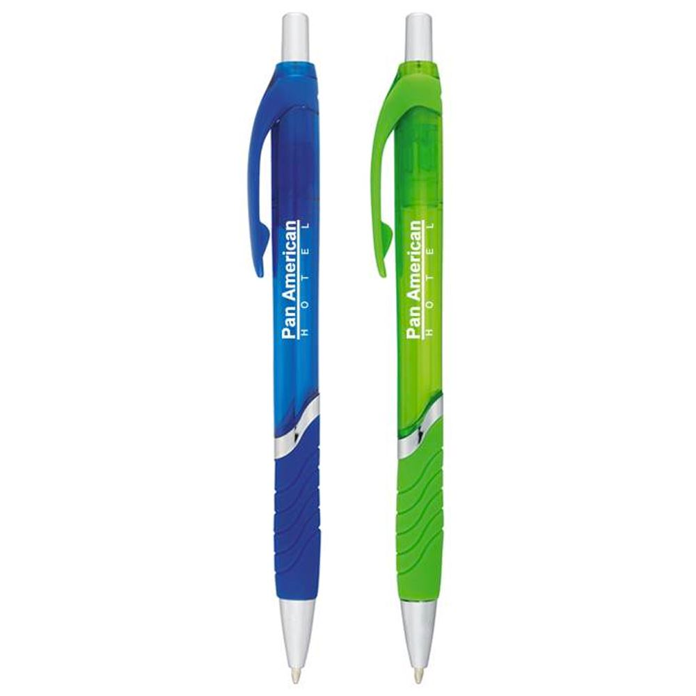 Turbo Translucent Pen - Personalization Available