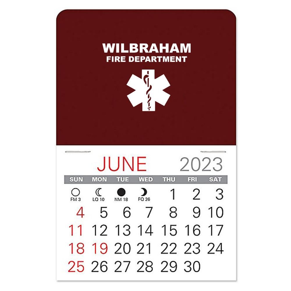 Value Stick-Up Traditional 2022 Calendar - Personalization Available