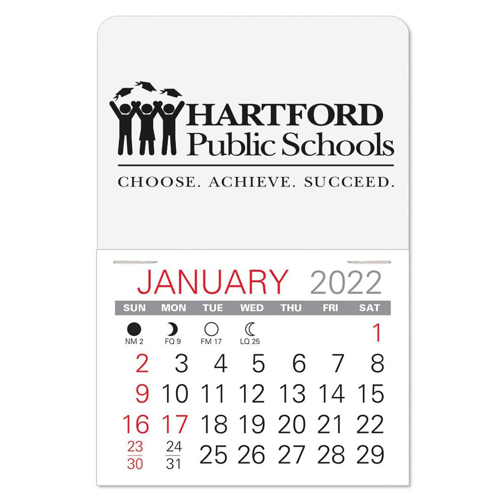 Value Stick-Up Patriotic 2021 Calendar - Personalization Available