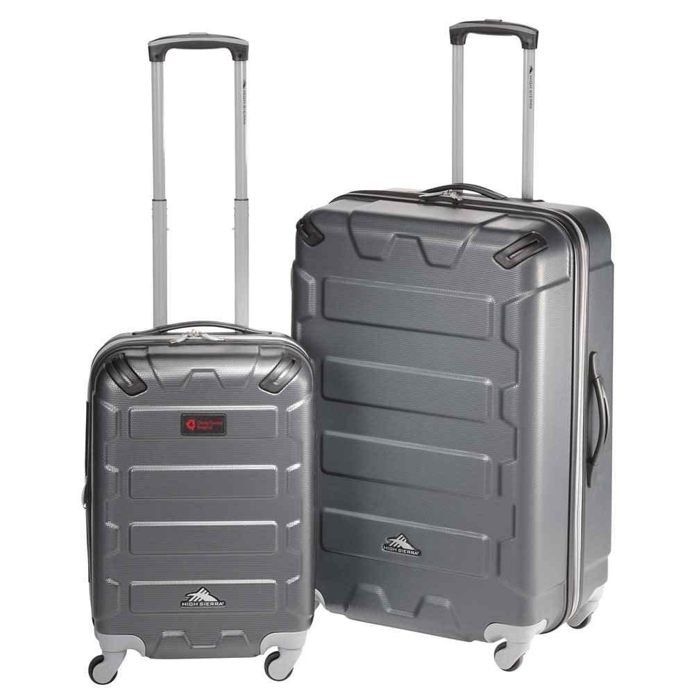 High Sierra 2-Piece Hardside Luggage Set