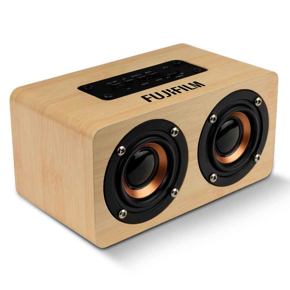 Double Dip™ Bluetooth® Speaker - Full-Color Personalization Available
