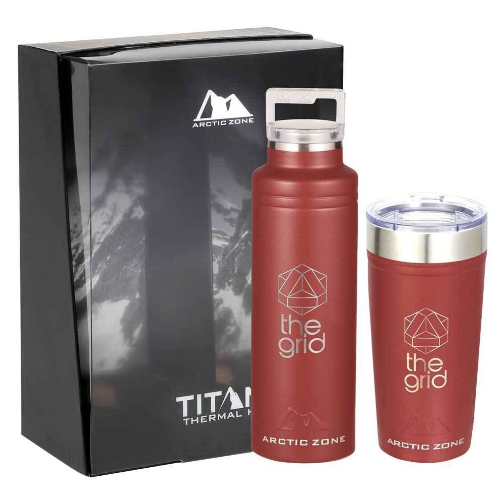 Arctic Zone® Titan Thermal HP® Copper Vac Gift Set