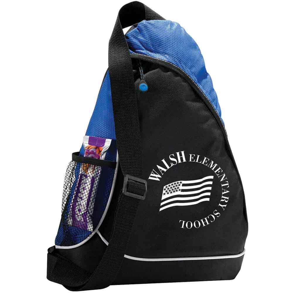 Sling Shot Sling Backpack - Personalization Available