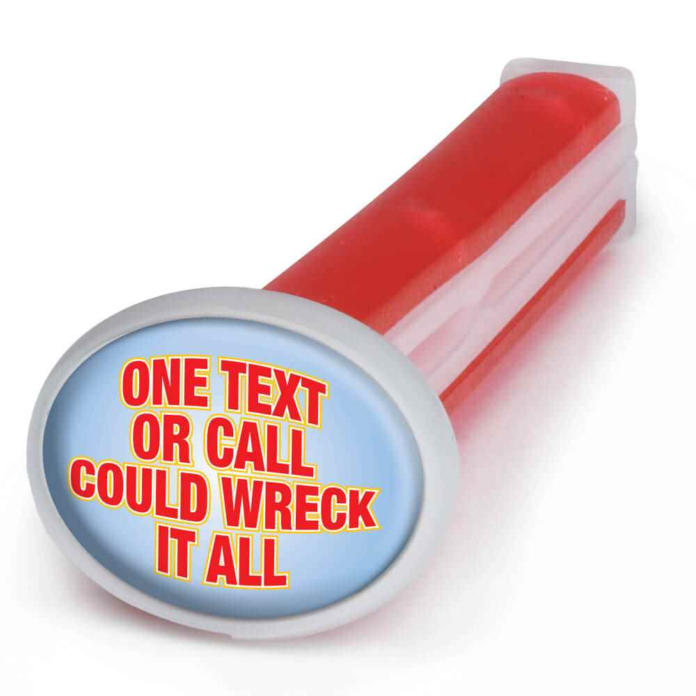 One Text Or Call Could Wreck It All Vent Stick Air Freshener