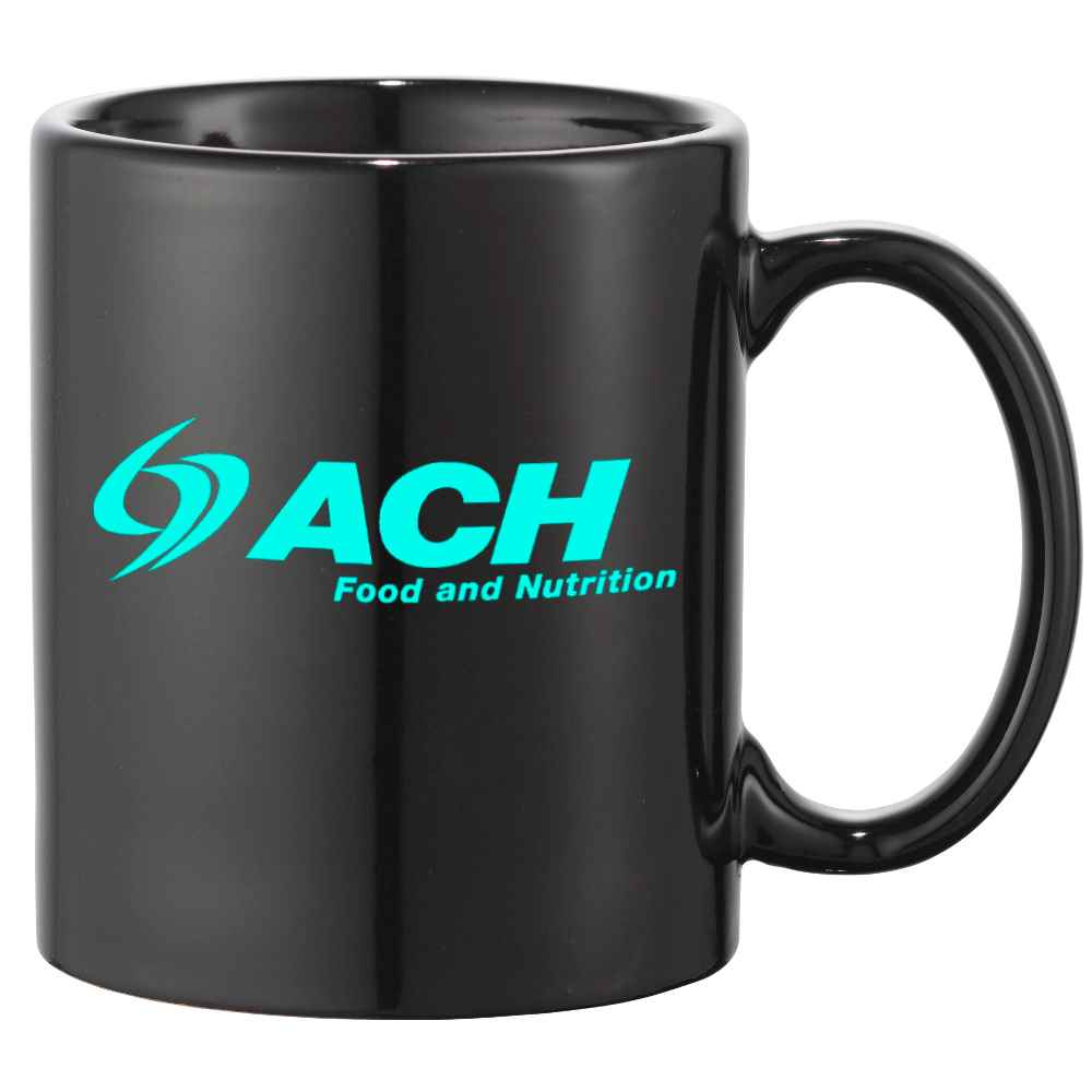 Budget Colored Mug 11-Oz. - Personalization Available