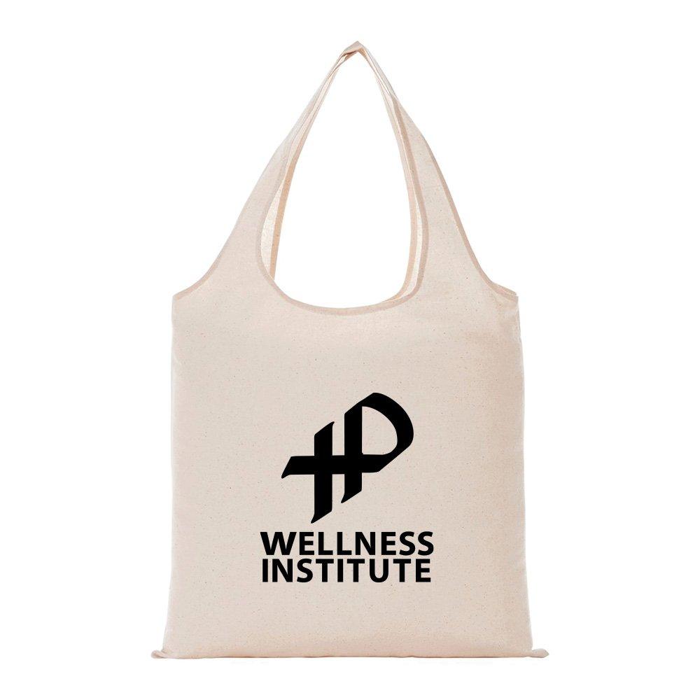 All-Purpose 5-Oz. Cotton Canvas Tote - Personalization Available