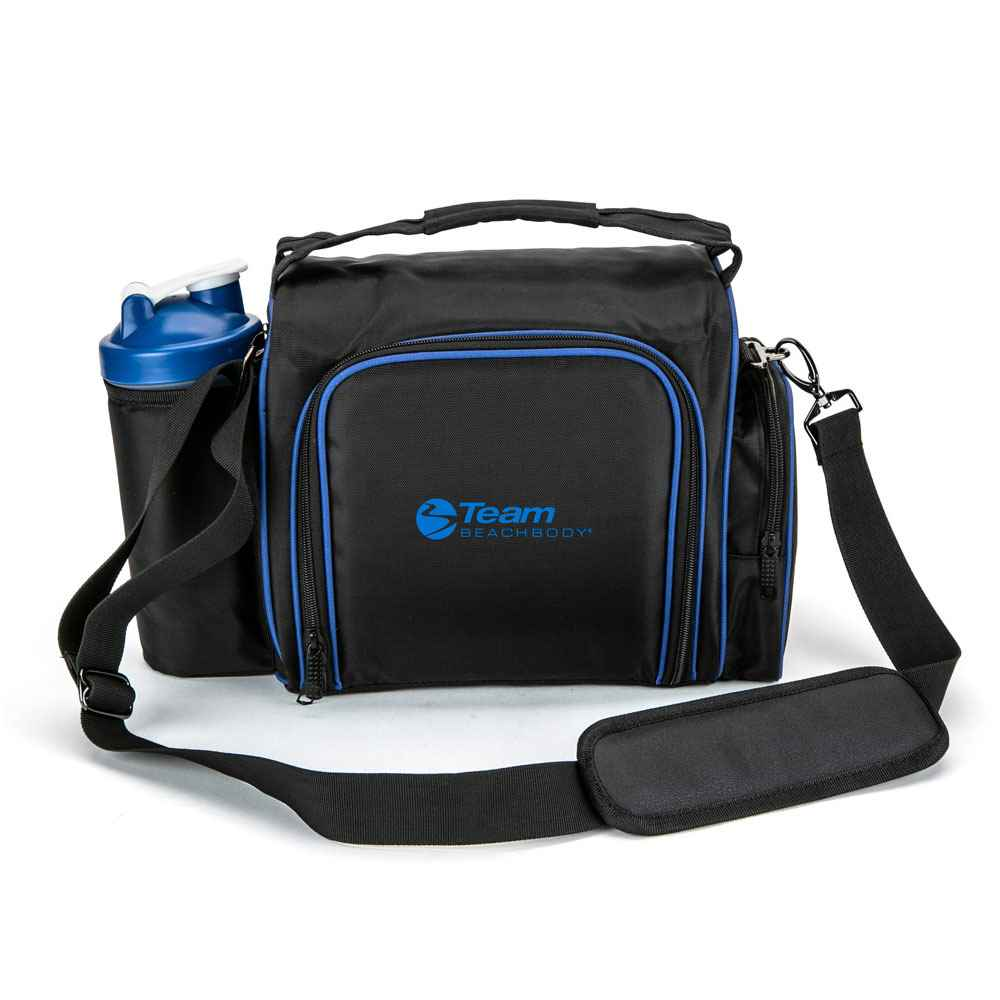 Meal Prep Cooler Bag - Personalization Available