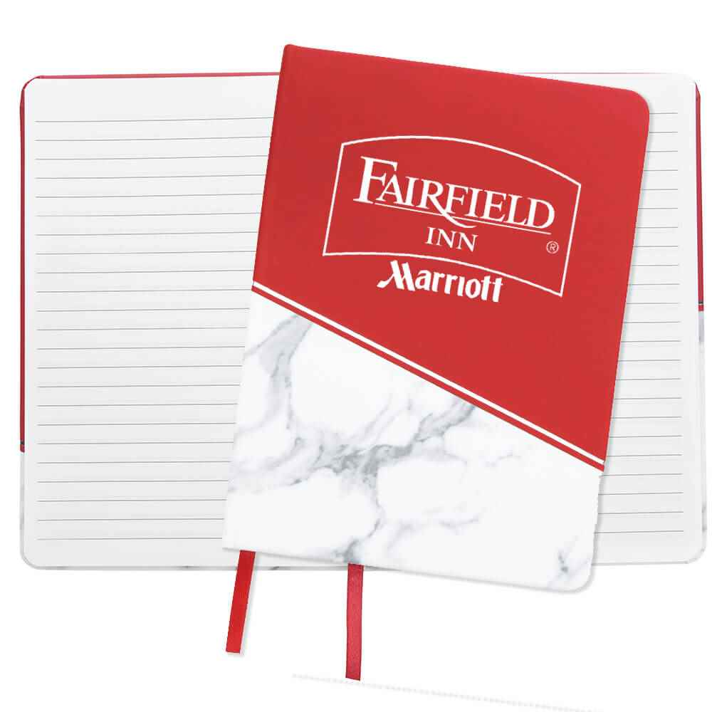 Classic Marble Journal - Personalization Available