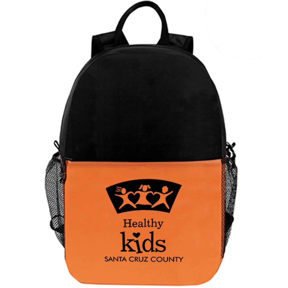 Two-Tone Pack & Go Lightweight Backpack - Personalization Available
