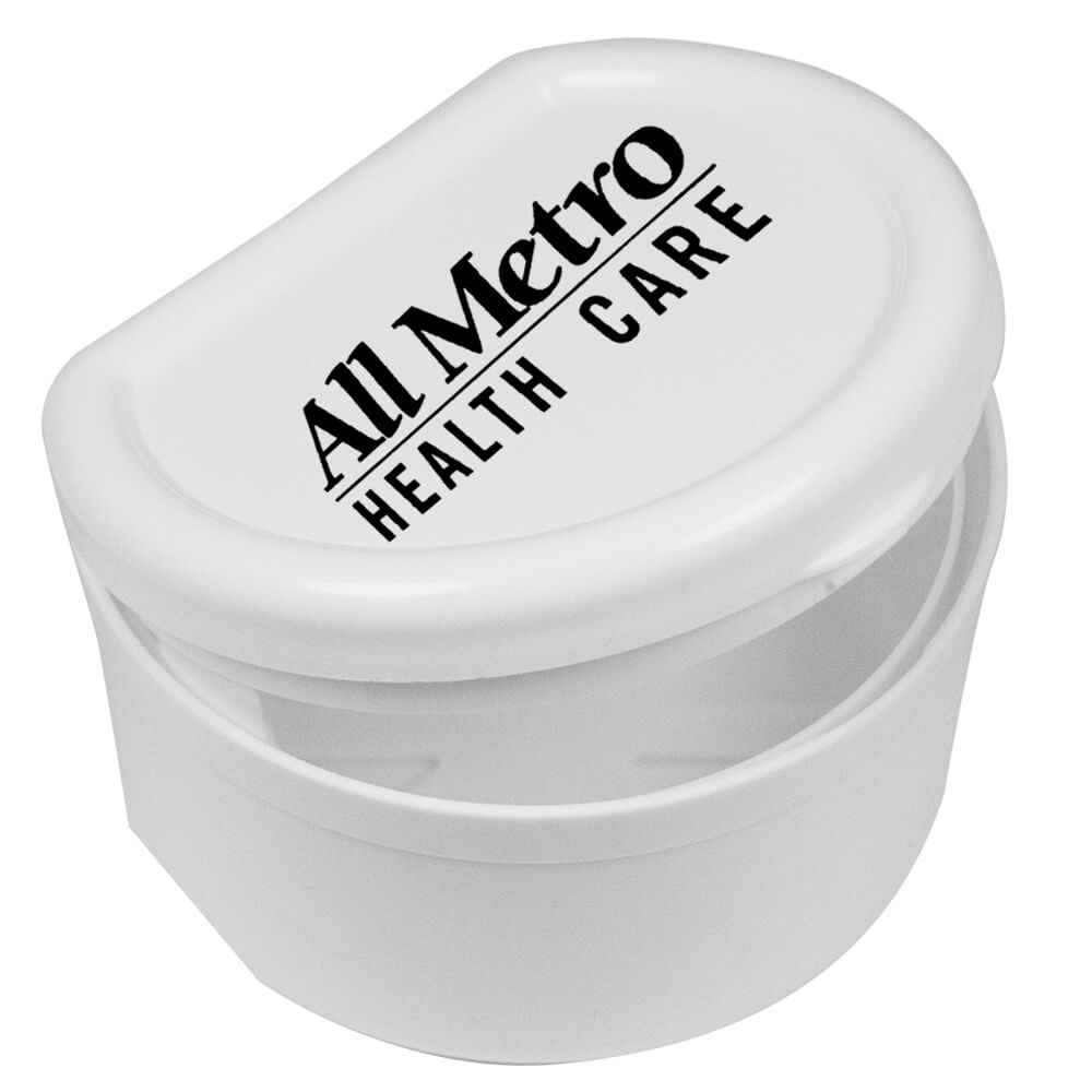 Denture/Retainer Case - Personalization Available