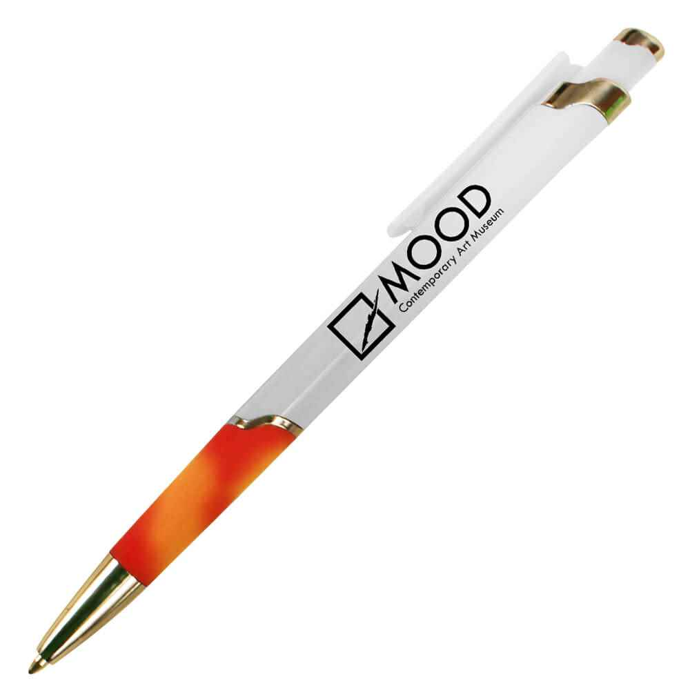 Mood Grip Pen - Personalization Available