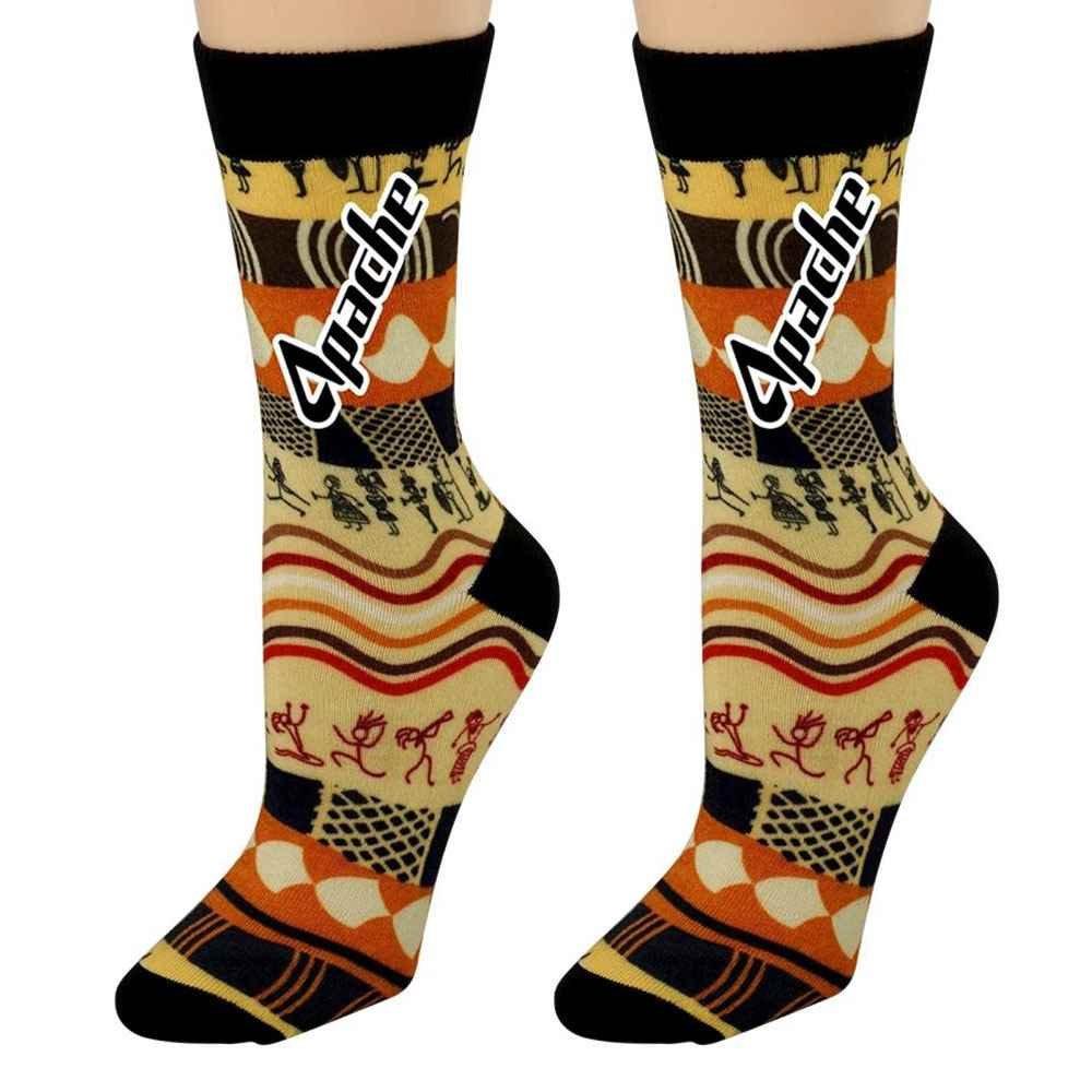 Vibrant Custom Socks - Personalization Available