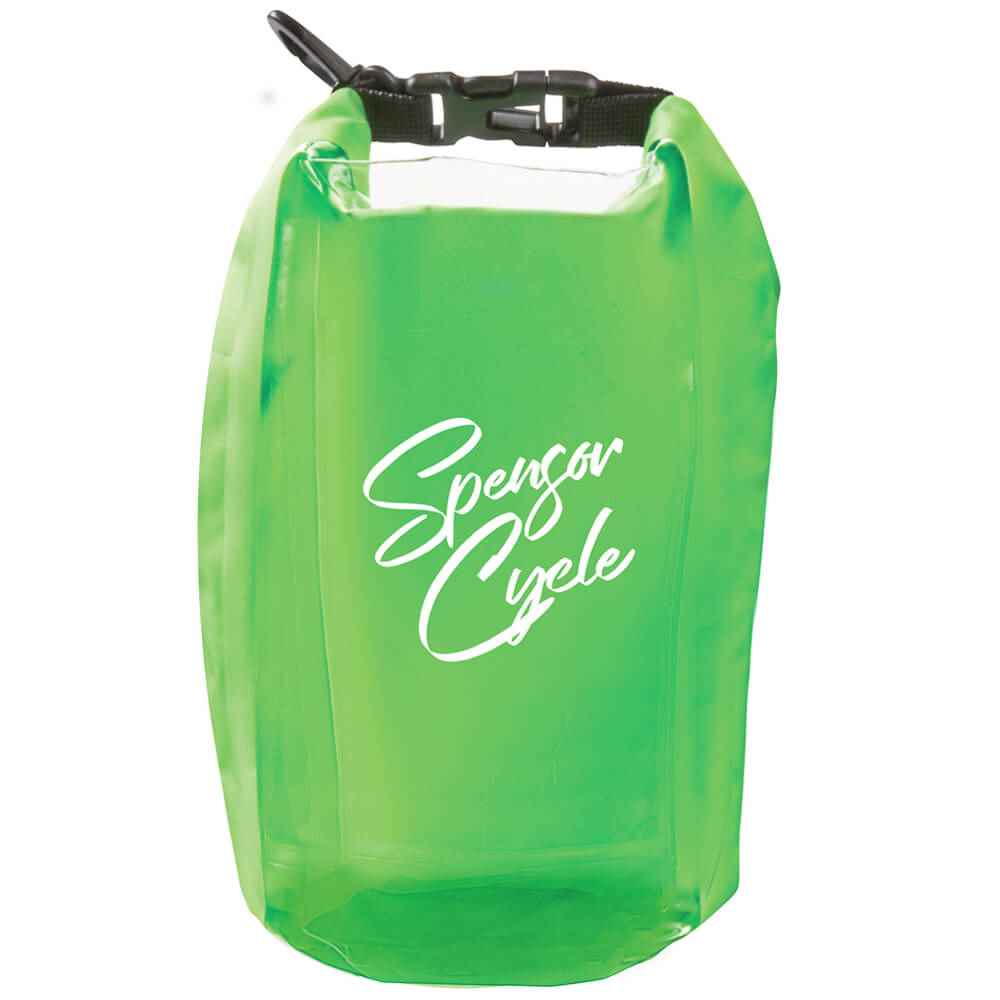 Scout 2L Waterproof Outdoor Bag - Personalization Available