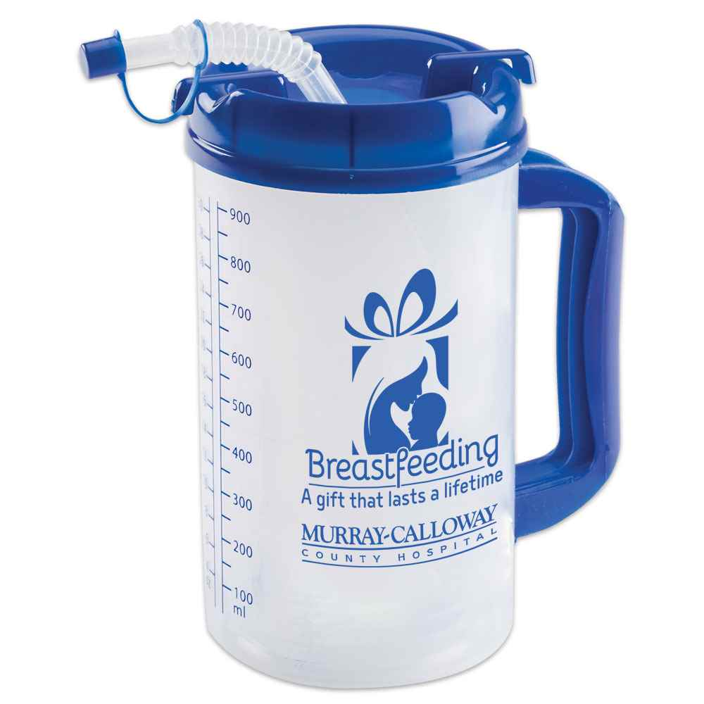 Hydration Tumbler 34-Oz. - Personalization Available