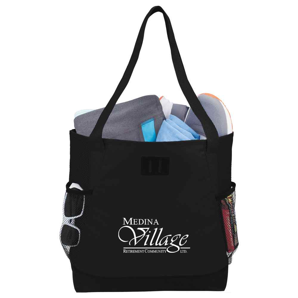 Air Mesh Tote - Personalization Available