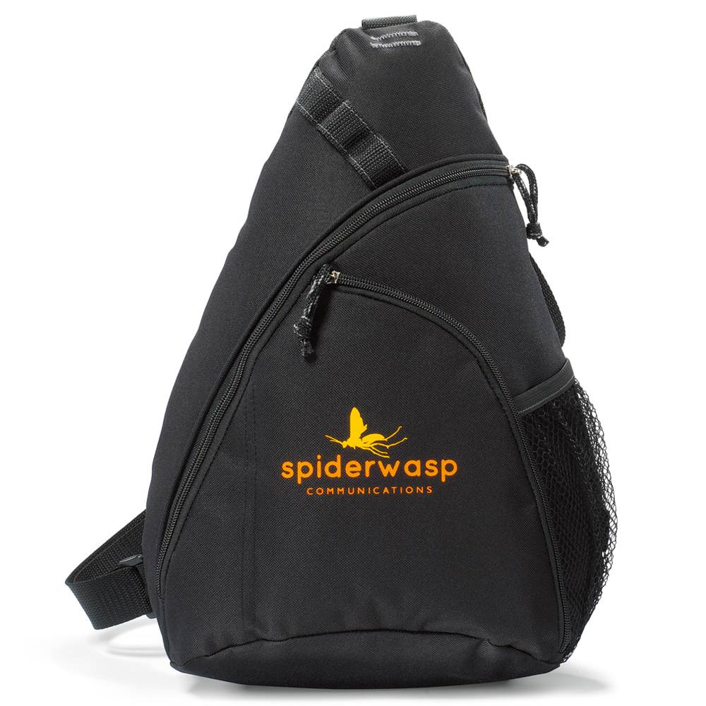 Wave Sling Bag - Personalization Available