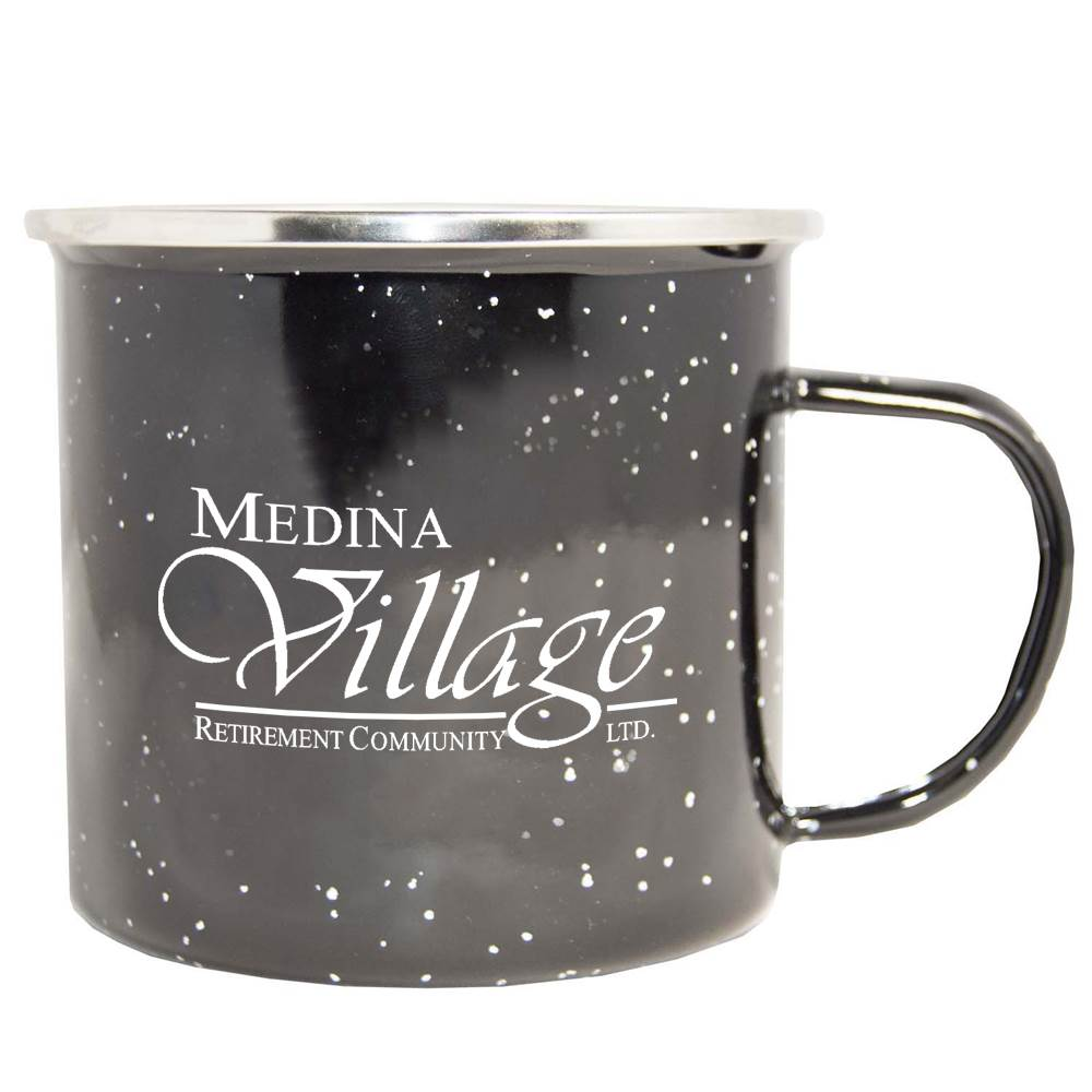 Western Style Camping Mug 17-Oz. - Personalization Available