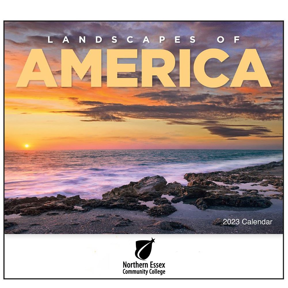 Landscapes Of America 2021 Wall Calendar - Stapled - Personalization Available