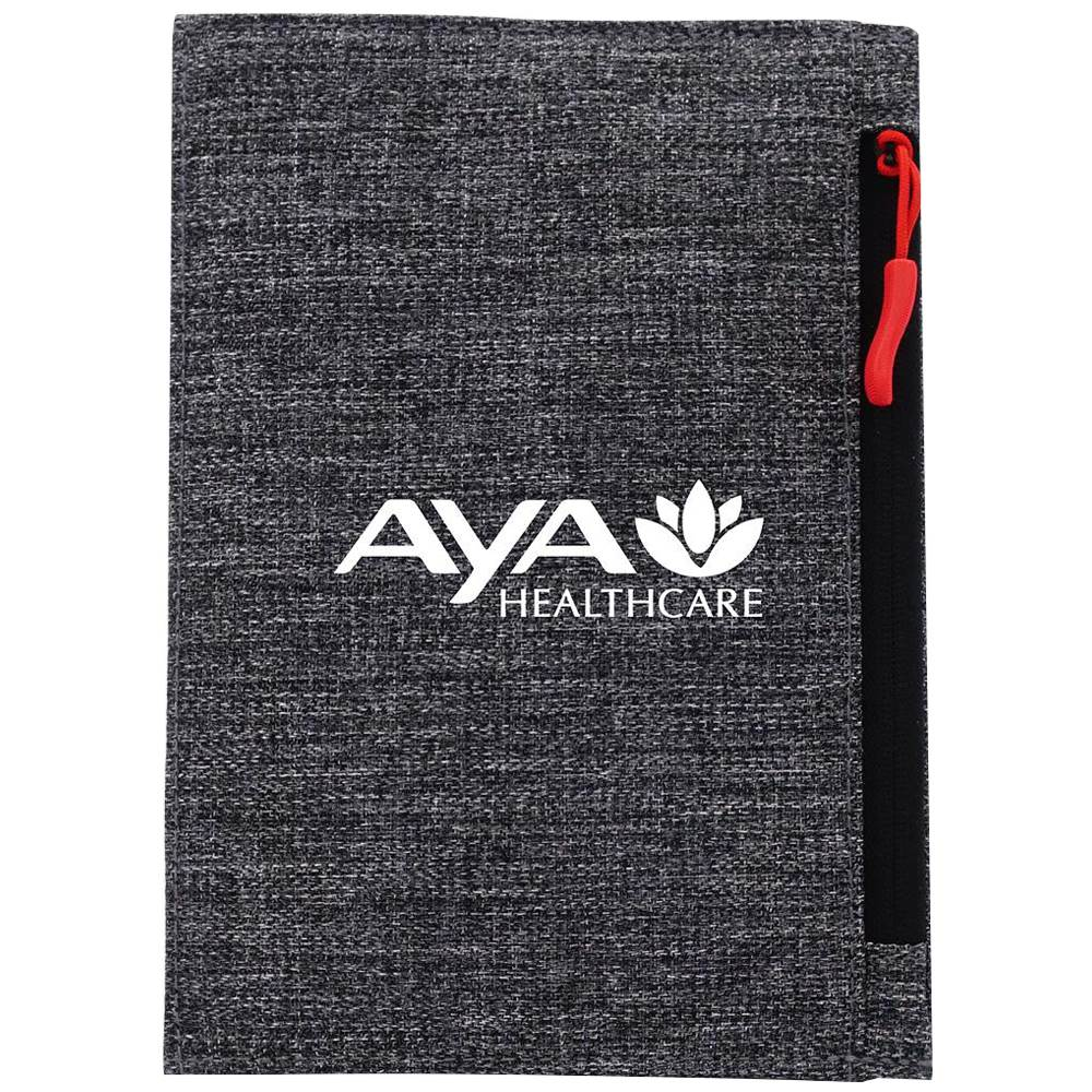 X Line Notebook - Personalization Available