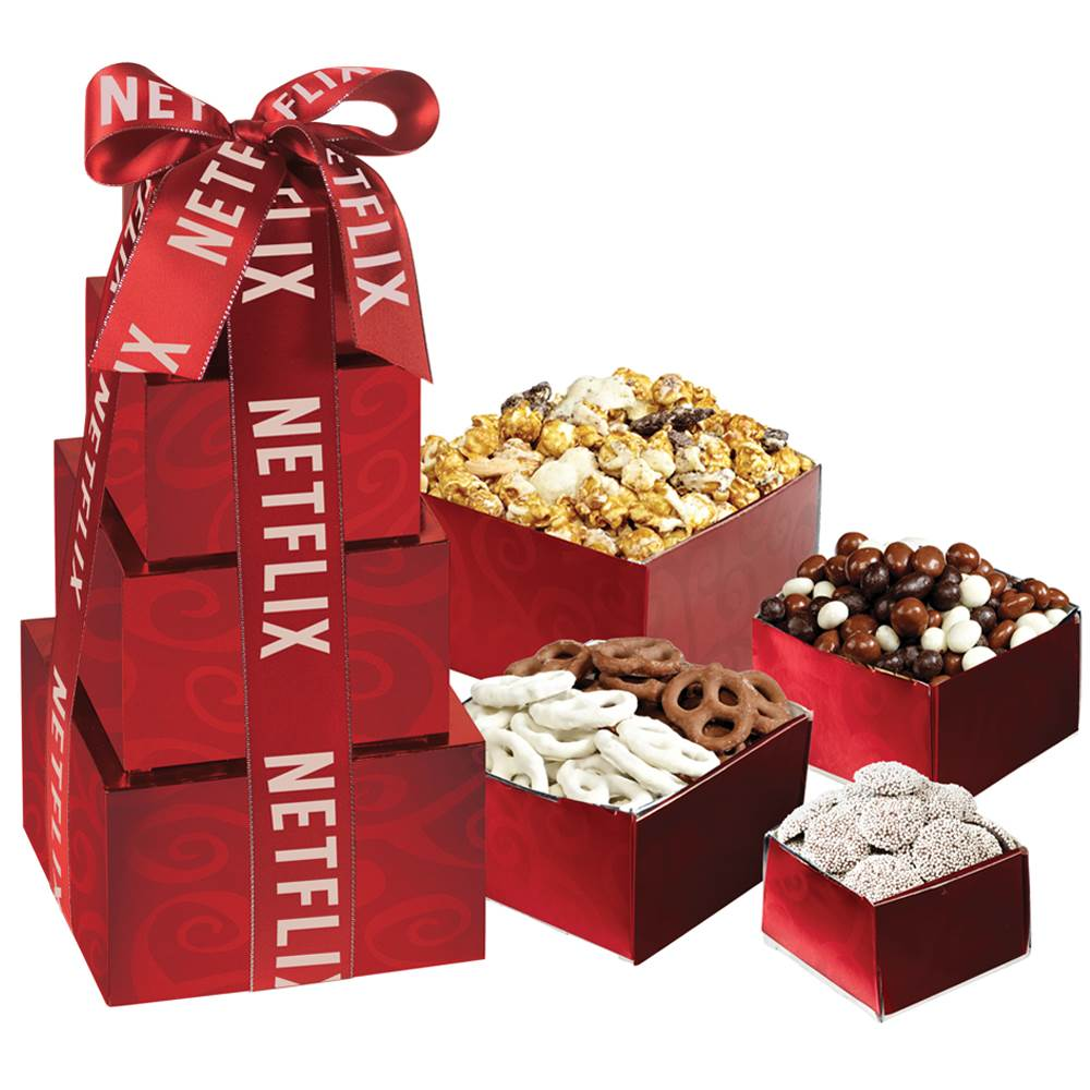 Chocolate Lover's Tower - Personalization Available