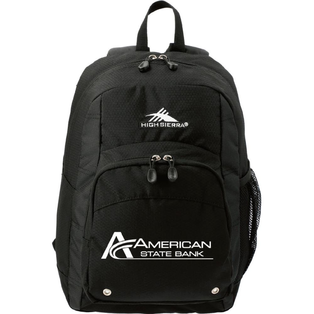 High Sierra® Impact Backpack - Personalization Available